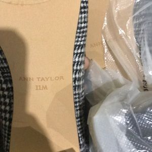Shoes - BNIB ANNE TAYLOR HEELS- SZ 11